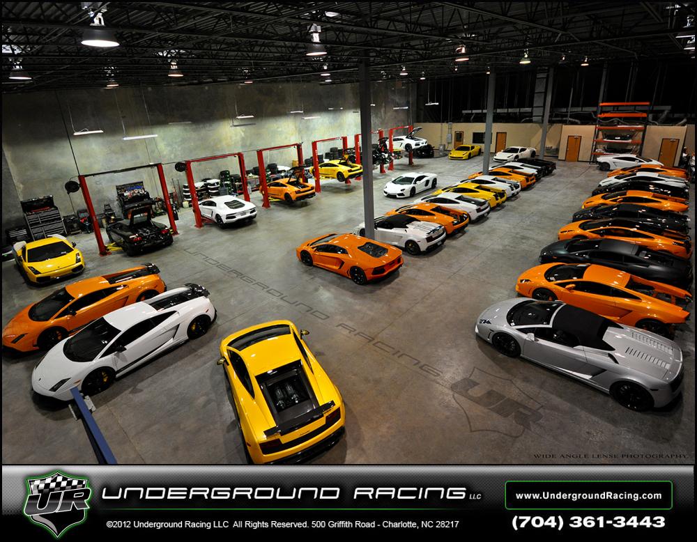What S New Underground Racing